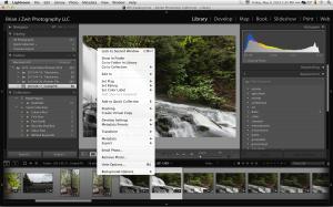 image right-click context menu